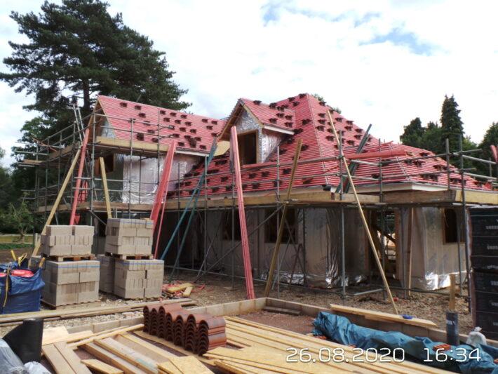 Timber Frame Build