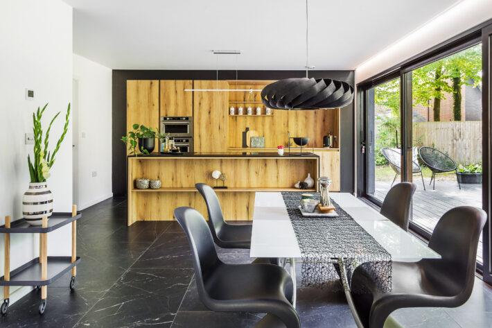 Bespoke Open Plan Kitchen