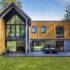 Contemporary Timber Frame Self Build