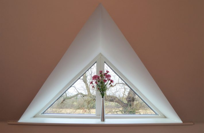 Contemporary window design