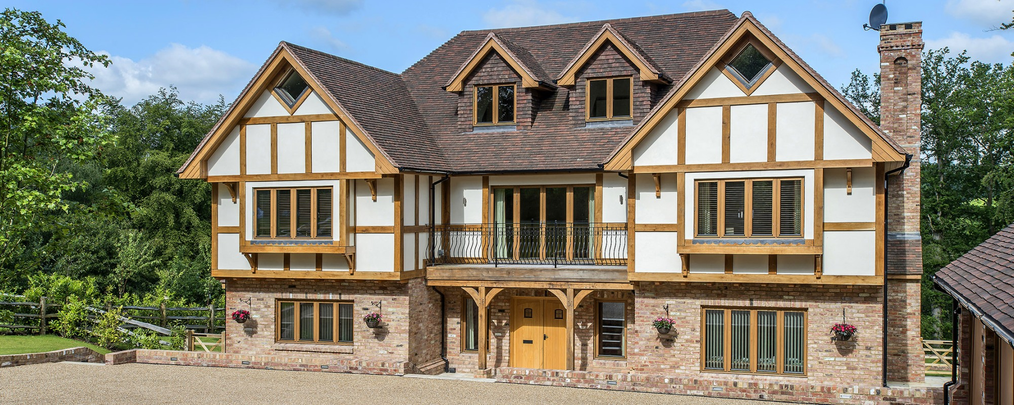 Tudor Inspired Architecture