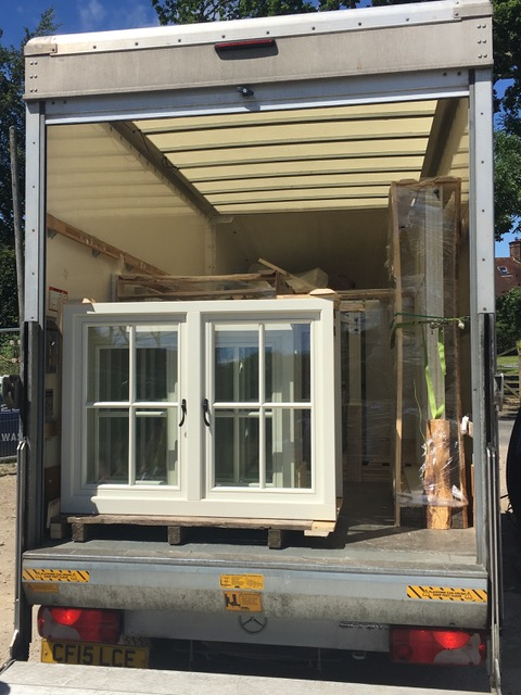 Timber Byng Windows