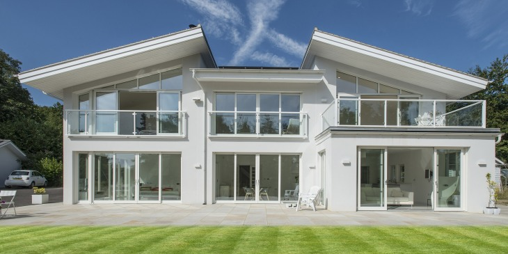 Scandia Shortlisted For Build It Awards Scandia Hus