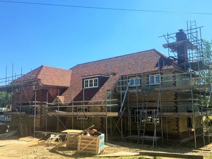 Timber Frame West Sussex