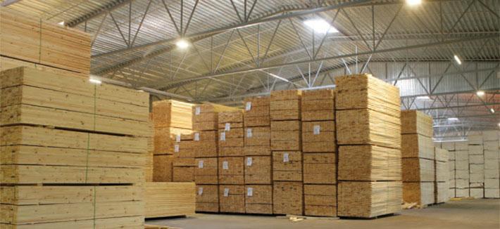 Scandia-Hus Manufacturing - Timber