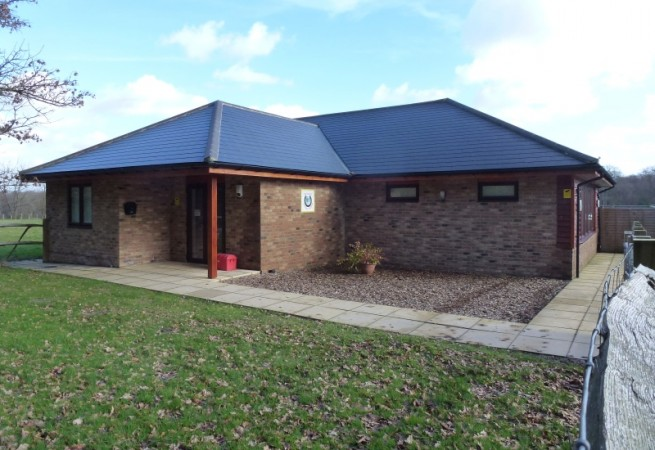Scandia-Hus Sports Pavilion and Stables Nursery